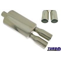 Sport kipufogó dob TurboWorks QDD-16 2,5